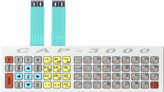 Например, если клавиатура имеет очень сложную электрическую схему и большую плотность токопроводящих дорожек, может...